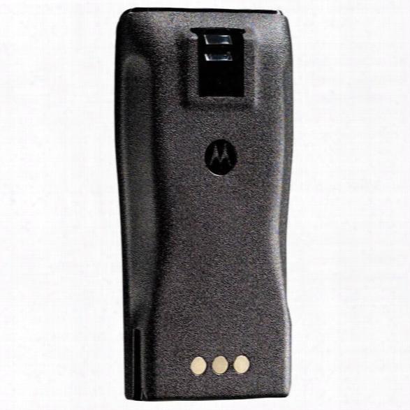 Motorola Two-way Original Radio Battery For Motorola Cp150/ Cp200/ Pr400, Nimh, 1400mah 7.5v - Male - Included