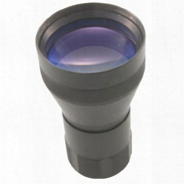 Night Optics Gen 1+ & Gen 2+ Commercial Lenns, 3.6x - Male - Included