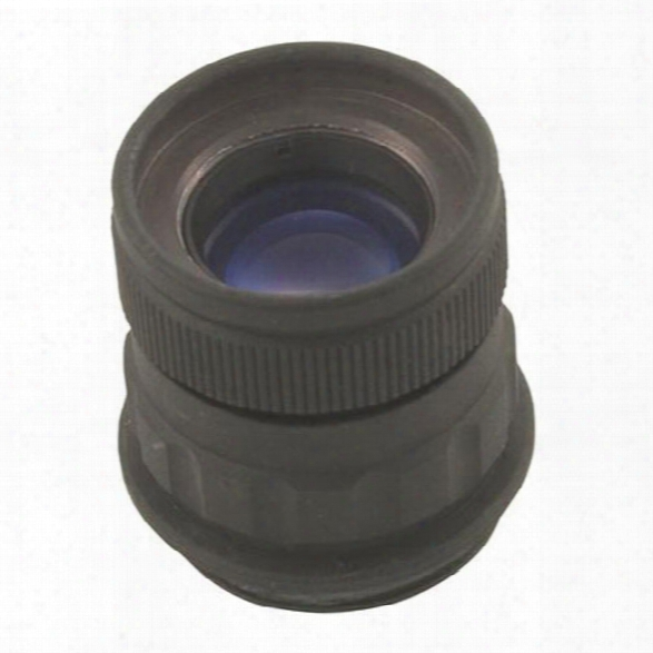 Night Optics Gen 3 Commercial Lens, 1x - Male - Included