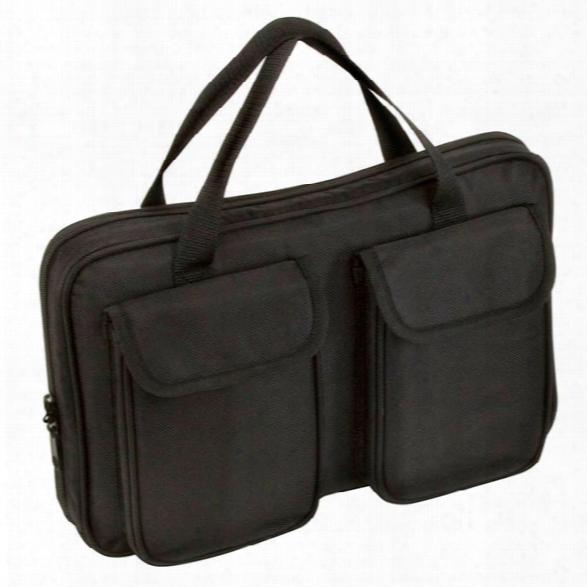 Plano Tactical Gun Guard Soft Pistol Case W/ Pockets, Medium - Male - Included