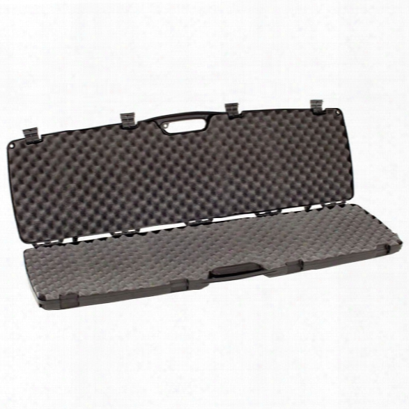 Plano Tactical Se Series Double Rifle/ Shotgun Case, Black - Black - Male - Included
