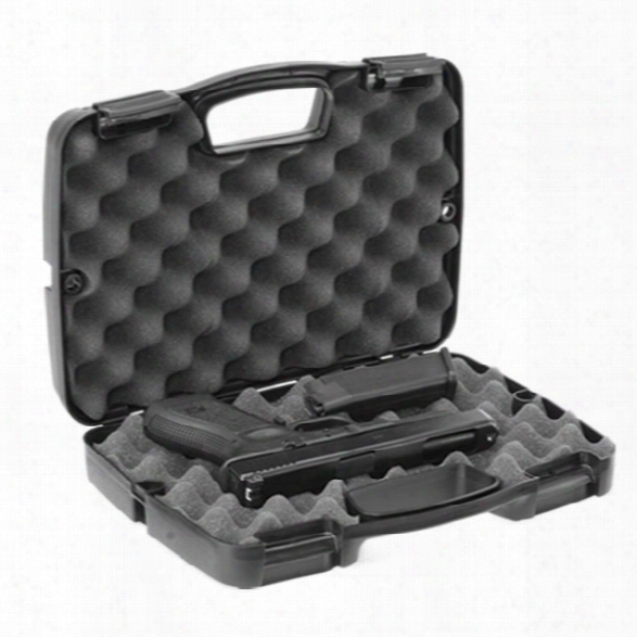 Plano Tactical Se Series Pistol/accessory Case, Black - Black - Unisex - Included