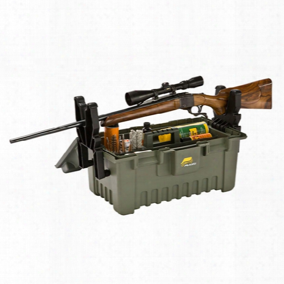 Plano Tactical Shooters Case / Lift Out Tray And Gun Rest, X-large - Unisex - Included