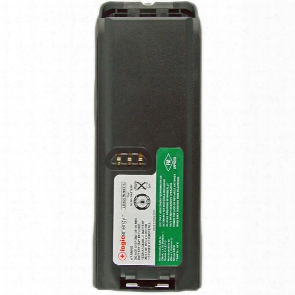 Power Products Motorola Xts3000 Radio Battery, 7.5v 3600mah Nimh Is - Black - Male - Included