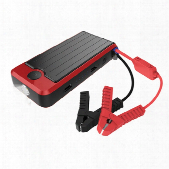 Powerall Supreme 12v 600a Jump Starter 16,000mah Power Bank - Male - Included