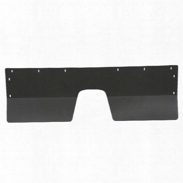 Pro-gard Recessed Panel (space Saver) For Ford Interceptor Sedan 2013-current - Unisex - Excluded