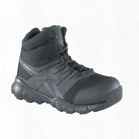 Reebok Dauntless Ultralight Seamless 5-inch Boots, Black, 10.5m - Metallic - Male - Excluded