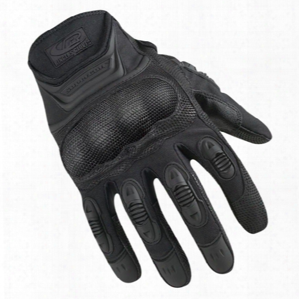 Ringers Gloves Carbon Tactical Glove, Stealth, 2x-large - Carbon - Male - Included