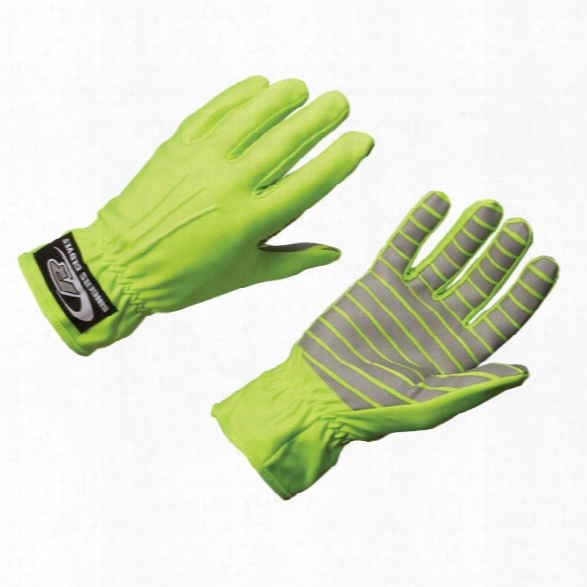 Ringers Gloves Traffic Glove, Green, 2x-large - Green - Unisex - Included