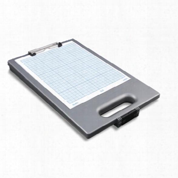 Rite In The Rain 8-1/2 X 11 Field Desk - Silver - Male - Included