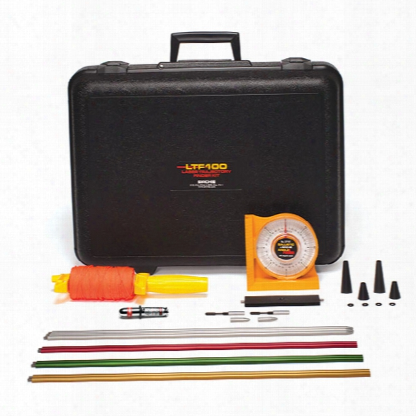 Sirchie Laser Trajectory Finder Kit - Unisex - Included