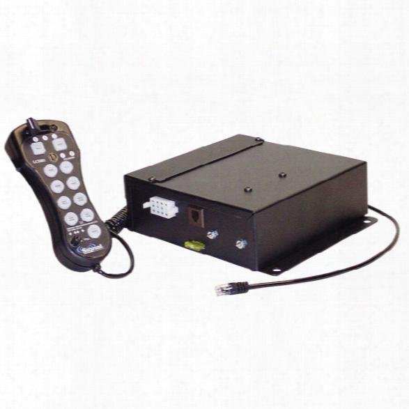 Star Headlight Unistar™ Command Center Handheld 200 Watt Siren Without Traffic Director Controller - Red - Unisex - Included