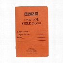 Elan Publishing Field Book One Job - white - Unisex - Included