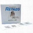 Forensics Source (500/box) ReTabs - Unisex - Included