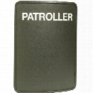 Protech Patroller Level IIIA Shield, 18X24 - Unisex - Excluded