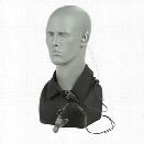 TCI Low Profile 2-Wire Patrol Earpiece, For Motorola APX Series - male - Included
