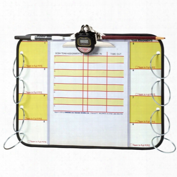 American Trade Mark Deluxe Accountability Board - Male - Included