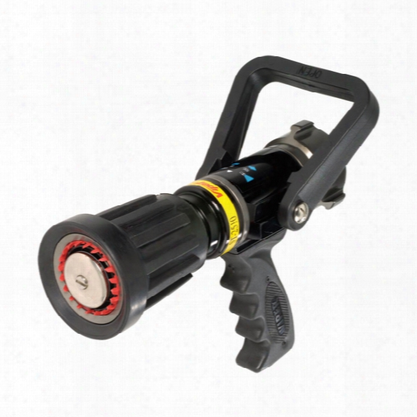 """C&s Supply Viper Industrial Nozzle, 95 Gpm, With Ball Shutoff & Pistol Grip 1-1/2"""" Nst Swivel - Unisex - Included"""