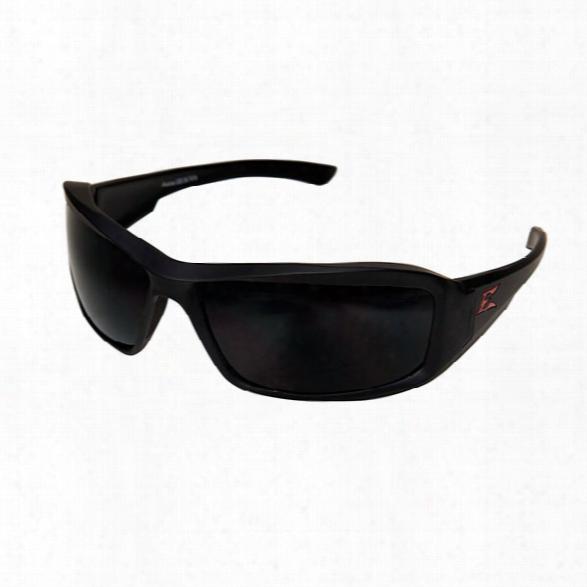 Edge Eyewear Brazeau Torque Matte Safety Glasses - Smoke - Male - Included