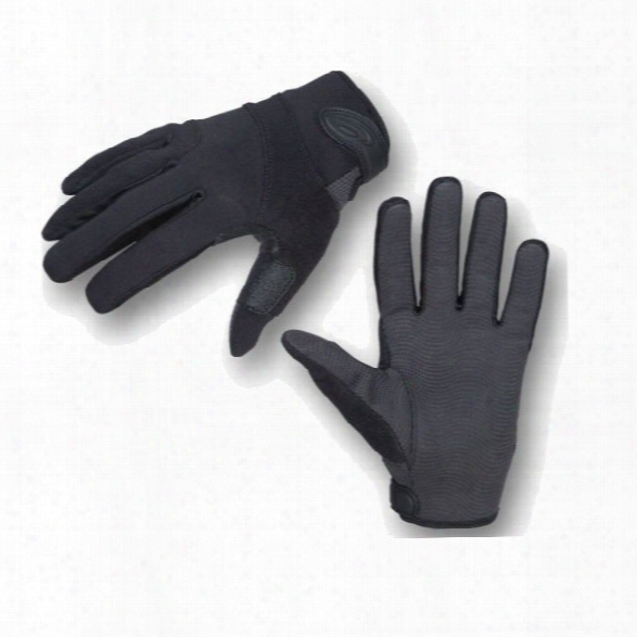 Hatch Sgk100 Streetguard Glove W/kevlar, Black, 2x-large - Black - Unisex - Included