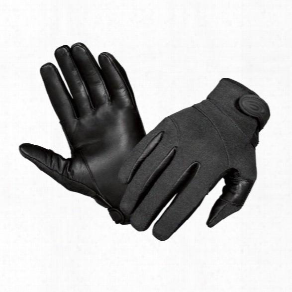 Hatch Sgk100fr Streetguard Fr Glove W/kevlar, Black, 2x-large - Black - Unisex - Included