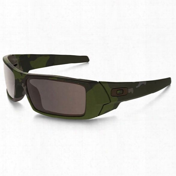Oakley Gascan, Multicam Tropic, Warm Grey Lenses - Camouflage - Male - Included