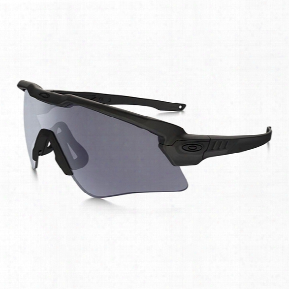 Oakley Si Ballistic M Frame Alpha, Matte Black, Prizm Tr22 - Black - Male - Included