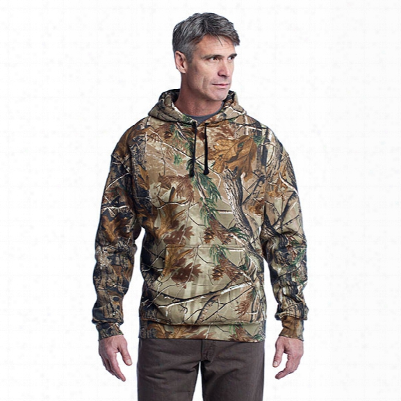 Russell Outdoors Realtree Ap Pullover Hooded Sweatshirt, 2x-large - Camouflage - Male - Included