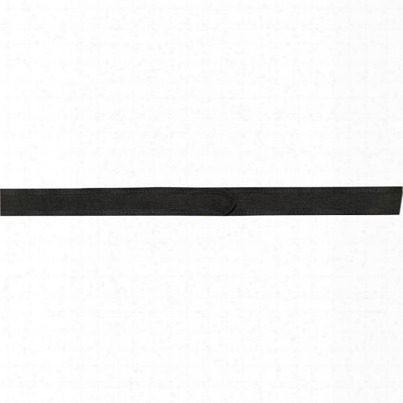 "Safariland 1-1/2"" Nylok Pro/leather-laminated Duty Belt W/ Full-length Loop Lining, Black, X-small, 20"" - 26"" - Black -  Unisex - Included"