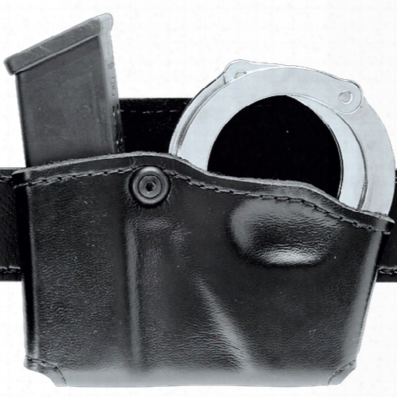 Safariland 573 Magazine & Handcuff Combo Pouch, Open Top, Rh Stx Tactical Glock 20 21 H&k Usp 45 H&k 45 - Unisex - Included