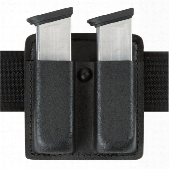 Safariland 73 Double Mag Pouch Open Top Stx Tactical Glock 20 21 H&k Usp 9mm .40 Cal Usp 45c Usp 45 - Male - Included