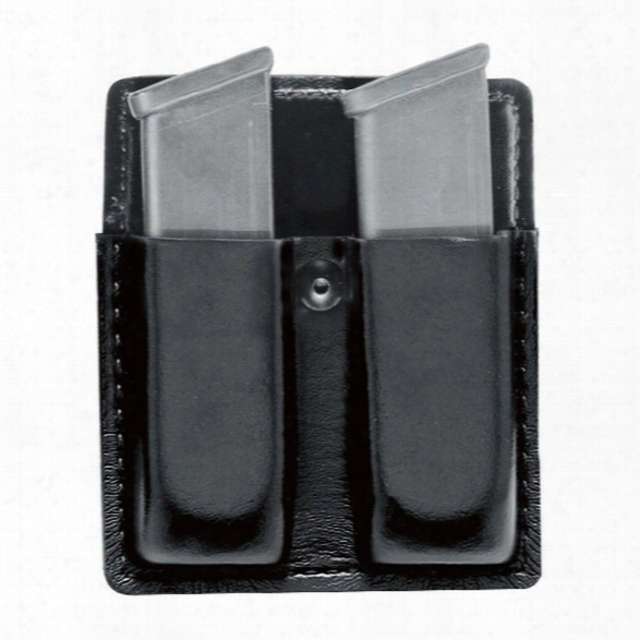 Safariland 75 Open Top Double Mag Pouch, Stx Tactical, Fits Glock 20/21, H&k Usp 9mm/.40/.45 - Unisex - Included