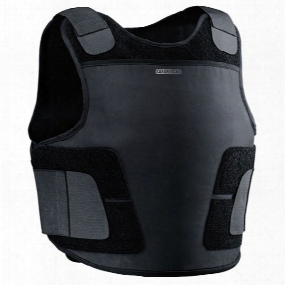 Safariland Body Armor E1 Concealable Carrier (specify Size & Color) - Silver - Unisex - In Clude