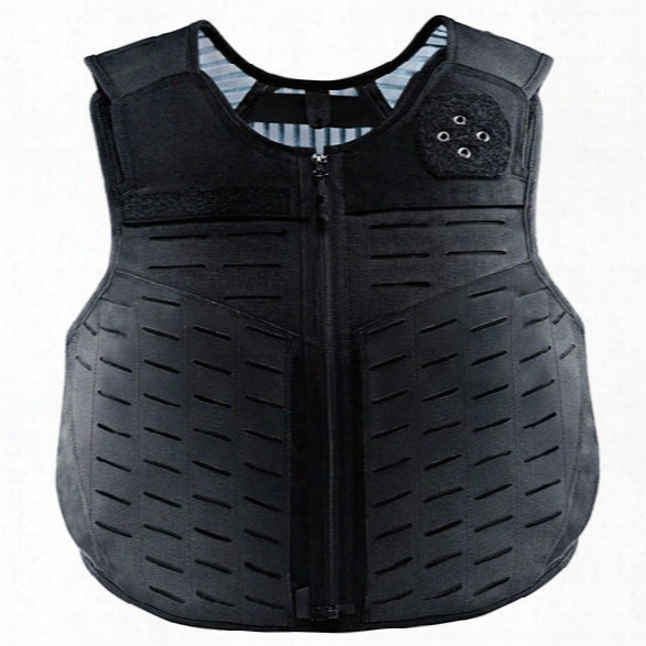 Safariland Body Armor V1 External Carrier, Front Opening, Advnaced Webless System (spec Size & Color) - Wicked - Male - Included