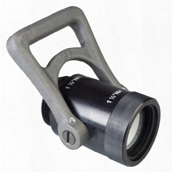 """S&h Products Rigid Ball Shut Off Valve, 1-1/2"""" Female X 1-1/2"""" Male, Nh/nst - Unisex - Included"""