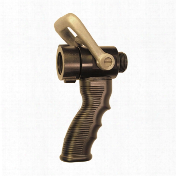 "S&h Products Swivel Ball Shut Off Valv E, Pistol Grip, 1"" Female X 1"" Male, Np/npsh - Unisex - Included"