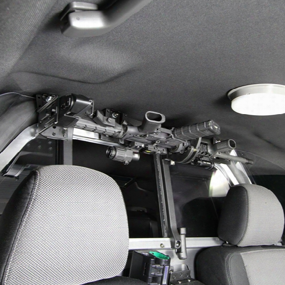 Santa Cruz Adjutable Overhead Setup W/sc-5 Gun Lock, - Unisex - Excluded