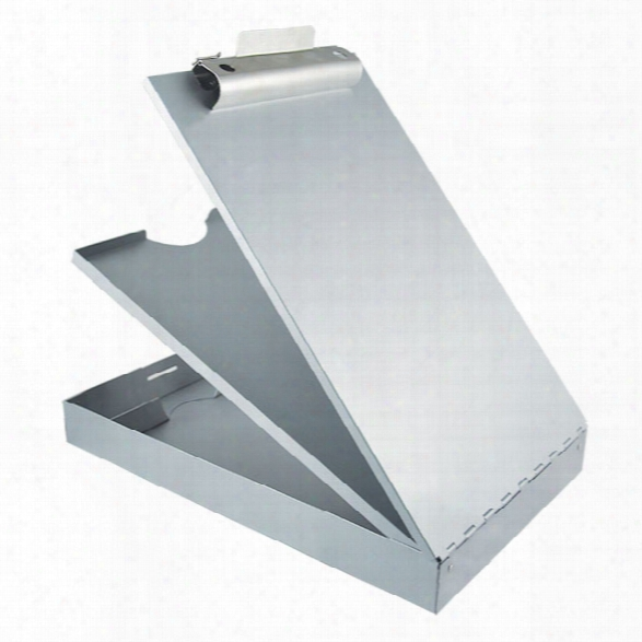 """Saunders Cruiser Mates Dual Storage Trays, 9"""" X 14-3/8"""" X 2-3/4"""", Aluminum - Silver - Male - Included"""