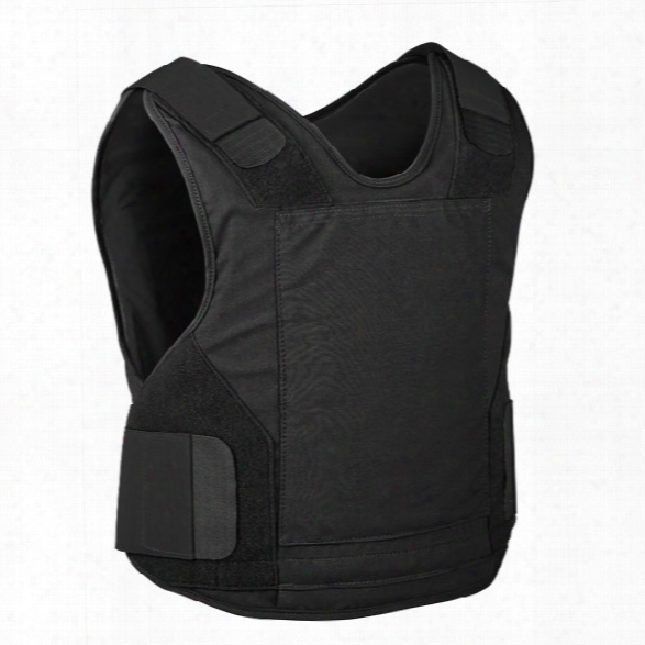 Second Chance Spa2 Concealable Carrier (spec Color & Panel Size) - Black - Unisex - Excluded