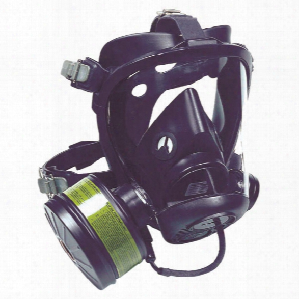 Sperian Survivair Opti-fit Cbrn Gas Mask, Small - Male - Included