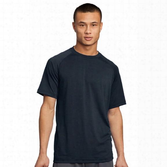 Sport-tek Ultimate S/s Performance Tee, Black, 2x - Black - Male - Included