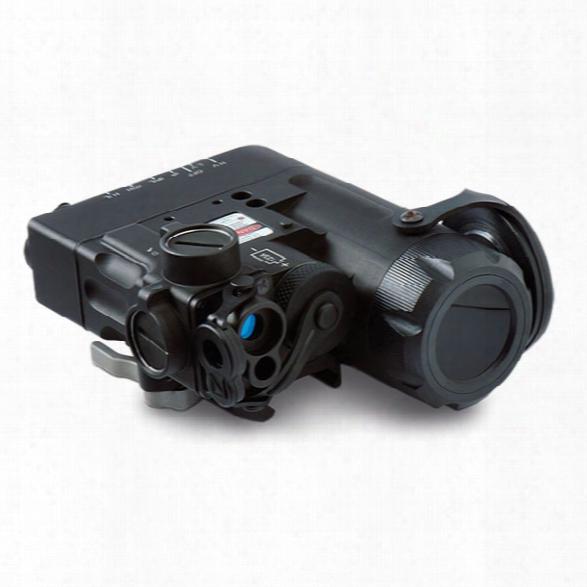 Steiner Dbal-d2 Dual Beam Aiming Laser W/ Ir Led Illuminator, Black W/ Green Laser - Green - Male - Included