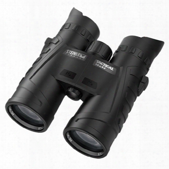 Steiner T1042 10x42 Tactical Binocular - Male - Included
