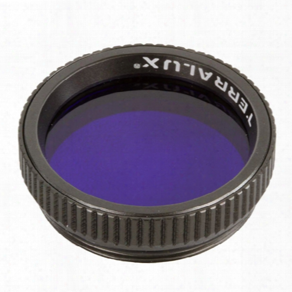 Terralux Blue Colored Filter, For Tt-5 And Tdr-2 - Red - Unisex - Included