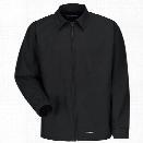 Wrangler Workwear Jacket, Black, 2X-Large Long - Black - male - Included