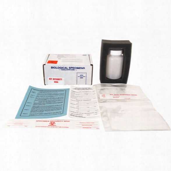 Tri-tech Urine Specimen Collection Kit - Male - Included