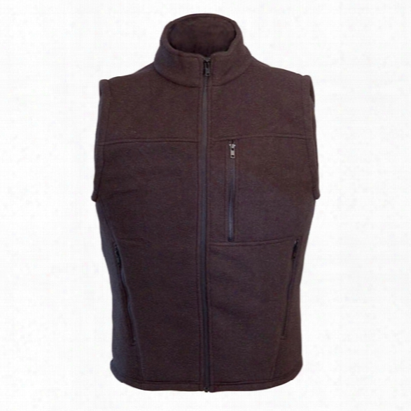 True North Alpha Vest, Black, Small - Carbon - Male - Included