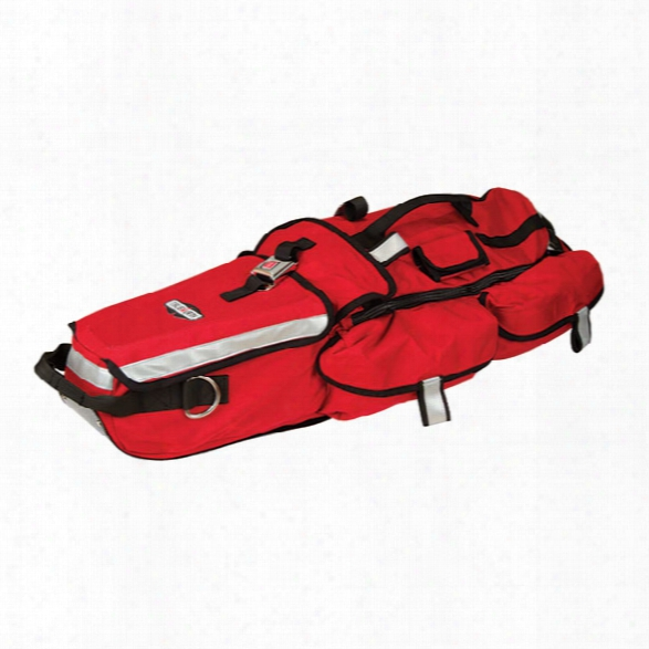 True North L-2 Rit Bag, Skid Plate, Red - Red - Male - Included