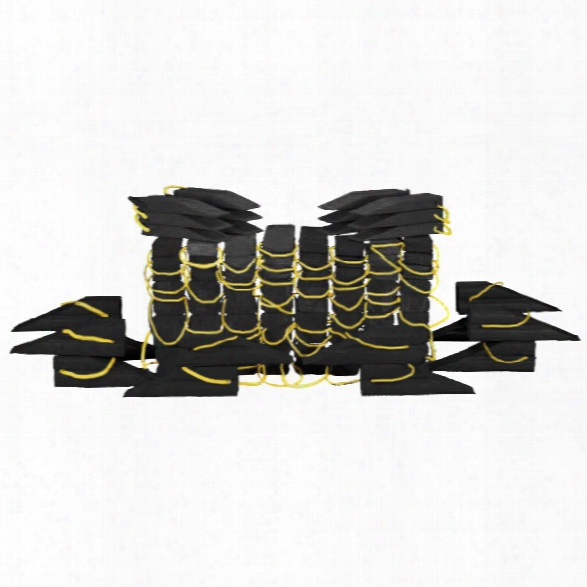 Turtle Plastics .s.a.r. Crib Kit, 76 Pieces, Black - Black - Unisex - Excluded
