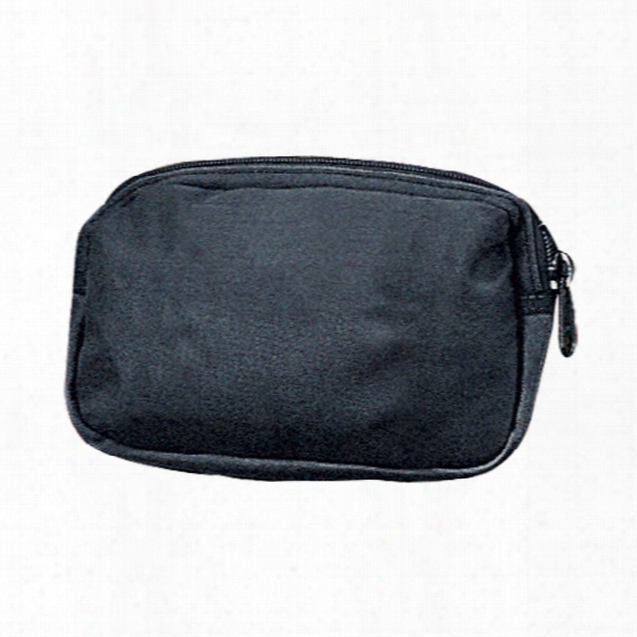 Uncle Mikes All Purpose Belt Pouch, Kodra, Black - Black - Male - Included